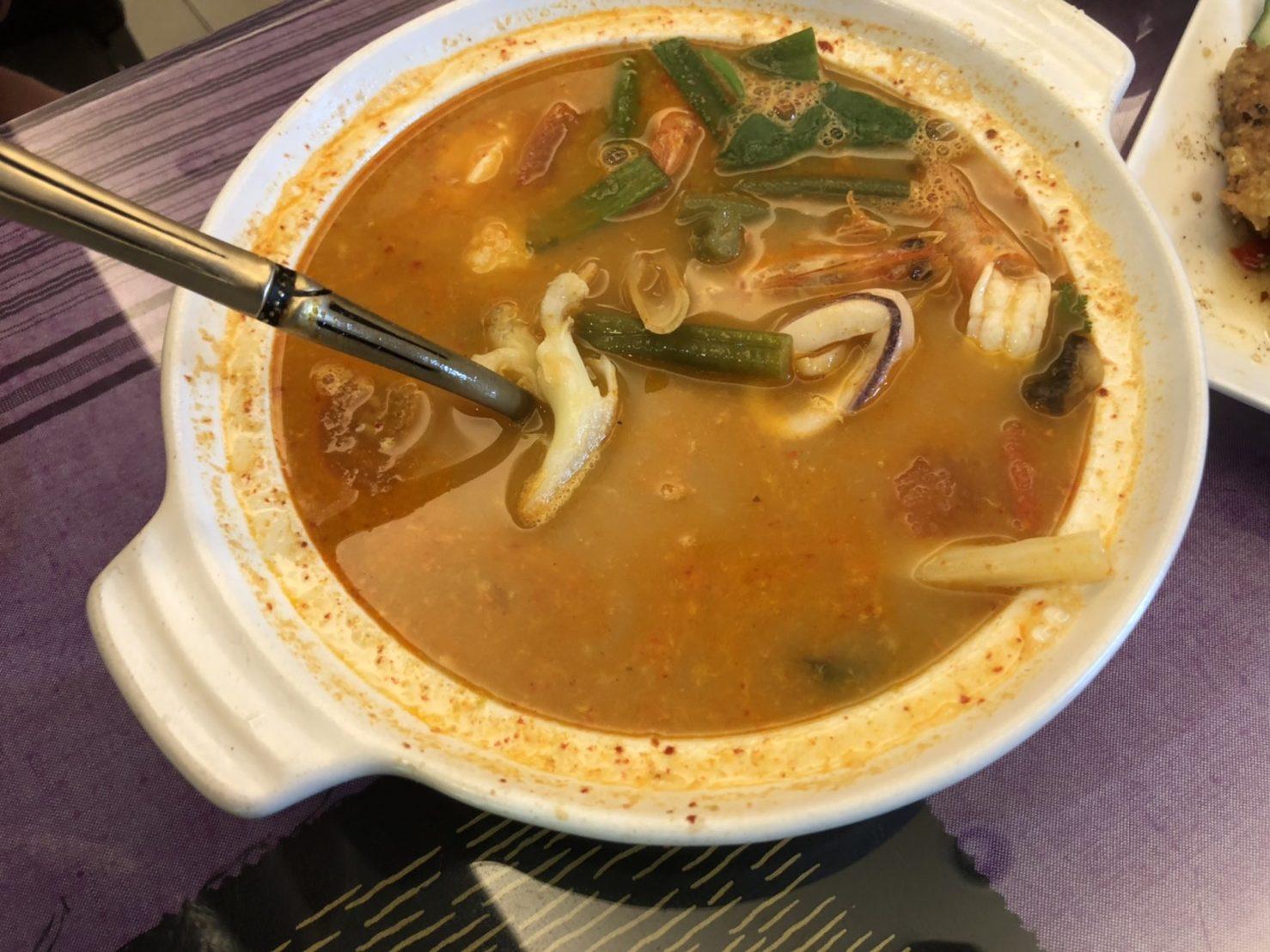 竹南.繽紛泰,泰式料理,美味、舒適家庭式用餐空間